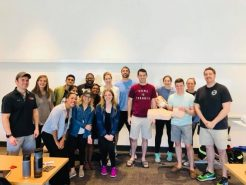 Kellogg School of Management 2018 - Northwestern University - Evanston, IL