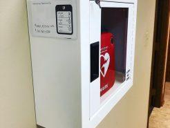 AED installs